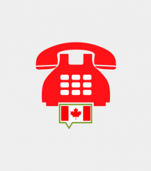 Canada voip number