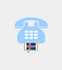 Iceland national number