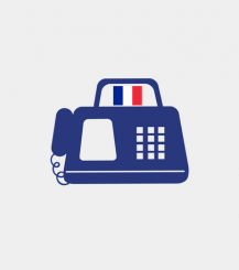 France fax number