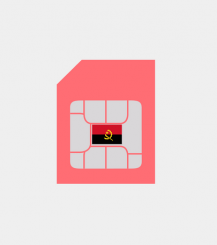 Angola mobile number